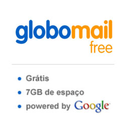 Criar email Globo Mail Grátis