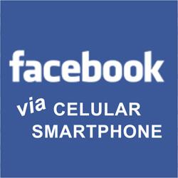 Facebook no celular e smartphone (grátis, ou não)