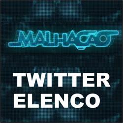 Twitter elenco Malhação Conectados