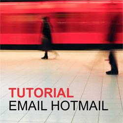 Tutorial fazer email