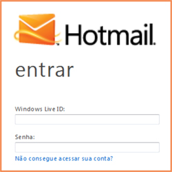 Hotmail – Entrar no email