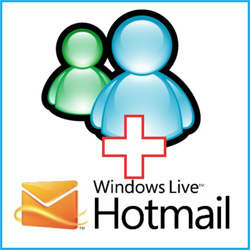 Entrar no MSN Messenger pelo Hotmail