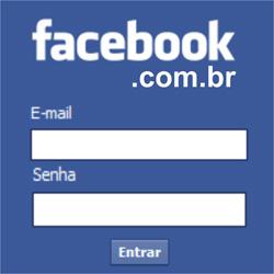 facebook.com.br entrar login