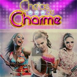 Cheias de Charme novela Globo
