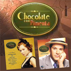 Chocolate com Pimenta – Trilha Sonora