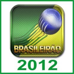 Campeonato Brasileiro 2012 – Tabela de jogos e Classificação