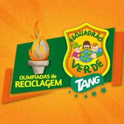 Olimpíadas de Reciclagem Tang – Promoção