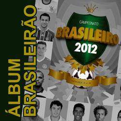Álbum Brasileirão 2012 Panini