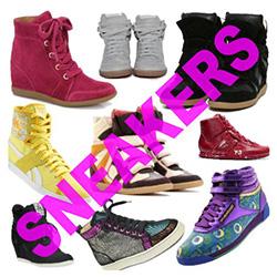 Sneakers Preços Modelos