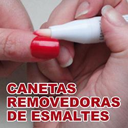 Canetas Removedoras Esmaltes