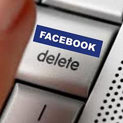 Como apagar o Facebook para sempre permanentemente