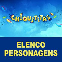 Chiquititas 2013 Elenco Personagens Fotos