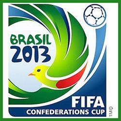 Copa das Confederações 2013 no Brasil – Tabela dos jogos