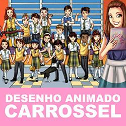Carrossel – Desenho animado da novela do SBT