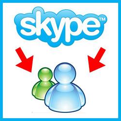 Vincular e Desvincular Skype do MSN Messenger (Conta Microsoft)