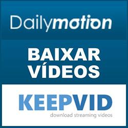 Baixar vídeo do Dailymotion (Download)