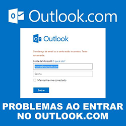 Entrar Outlook.com Resolver