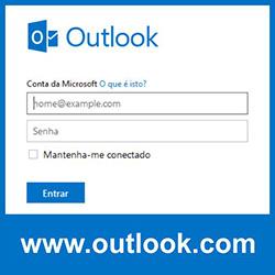 Entrar www.outook.com