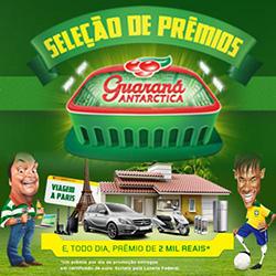 Participar Seleção Prêmios Guaraná