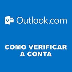 Verificar conta outlook.com