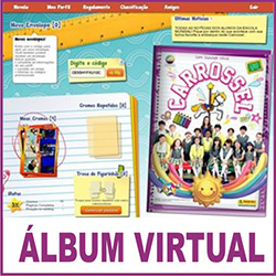 Álbum virtual Carrossel