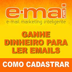 E-MAI.net – Ganhar dinheiro para ler emails, funciona? Como se cadastrar
