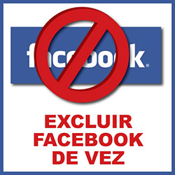Como excluir perfil do Facebook de vez