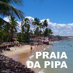 Praia da Pipa é referência em riqueza natural