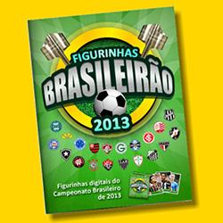 Álbum Virtual do Brasileirão 2014 (App do Facebook)