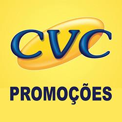 CVC oferece preços baixos para pacotes na América do Sul