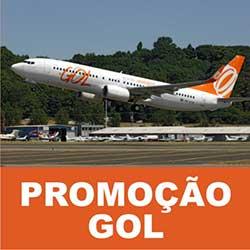 Promoção da Gol tem passagens a partir de R$ 39