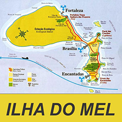 Ilha do Mel é ideal para o ecoturismo