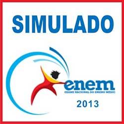 Simulado Enem 2014 Online