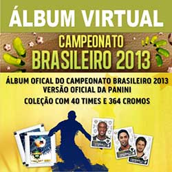 Álbum virtual Brasileirão 2014