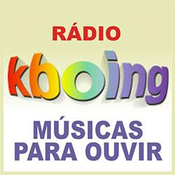 Rádio Kboing - Músicas para ouvir online