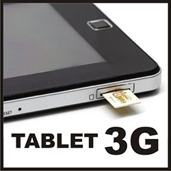 Tablet 3G