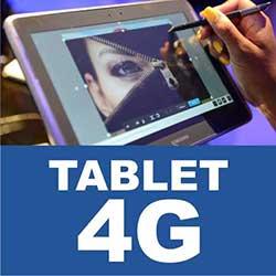 Tablet 4G no Brasil – Tecnologia disponível nas cidades