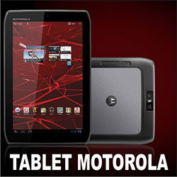 Tablet Motorola Xoom 2 tem 3G e Android