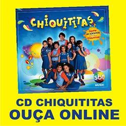 CD Chiquititas 2013 Volume 1 para ouvir online (Trilha Sonora)