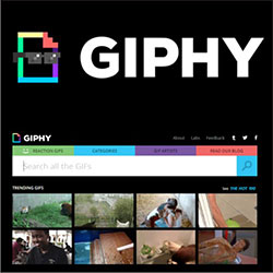 Como colocar gifs animados no Facebook com o Giphy