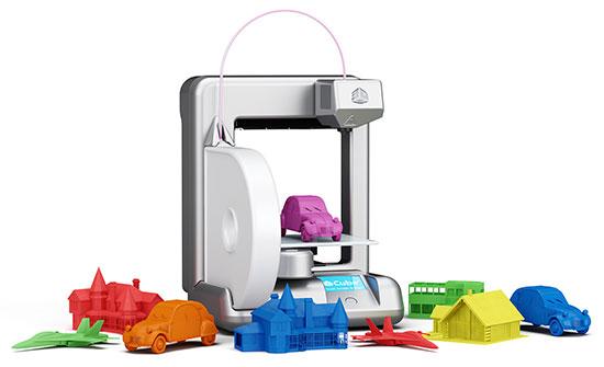 Impressora 3D Produtos