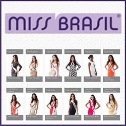 Votar nas candidatas à Miss Brasil 2014