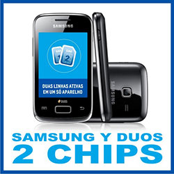 Samsung Y Duos 2 chips