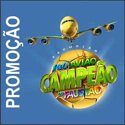 Participar da Promoção P&G Avião Campeão do Faustão