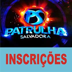 Patrulha Salvadora – Inscrições