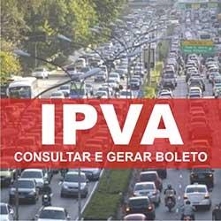 Consultar valor do IPVA 2014 e gerar boleto