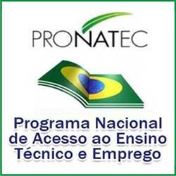 Pronatec 2014-2015 – Inscrições e Resultados de Cursos Técnicos