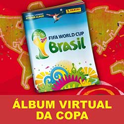 Álbum Virtual da Copa do Mundo 2014